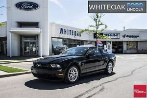 2012 Ford Mustang V6, Premium, Manual 6, pony package