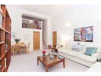 ** ONE BEDROOM APARTMENT WITH STUDY – ROSEBUURY AVENUE, CLERKENWELL, EC1R 4UP ** NS
