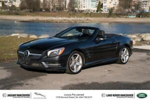 2016 Mercedes-Benz SL550 Roadster Local - No Accidents! Very Cle