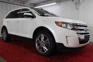 2011 Ford Edge Limited *CUIR, TOIT PANORAMIQUE, CAMERA DE RECUL*