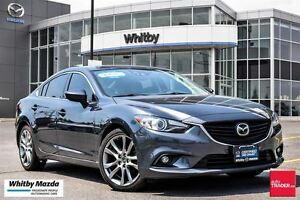 2014 Mazda MAZDA6 GT TECH PACKAGE   ALLOYS   REMOTE START   ROOF