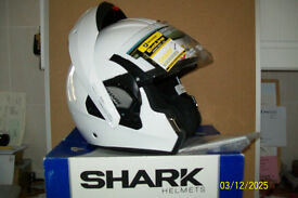 shark evo 3 helmets new
