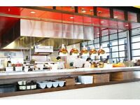Staff Food production Chef needed at SUSHISAMBA and Duck& Waffle , 8am-6pm, Monday -Friday