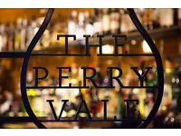 Experienced waiter required, £7.20 per hour plus tips, Perryvale Bistro & Bar, Forrest Hill