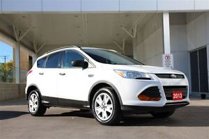 2013 Ford Escape S Fwd 2.5 Tivct Automatic New Tires