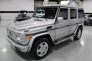 2004 Mercedes-Benz G-Class G500 4x4 | LOCAL ONTARIO CAR