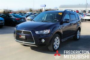 2012 Mitsubishi Outlander LS 4WD! ONLY 45K! SUNROOF! WARRANTY TO