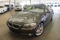2012 BMW 5 Series 535I XDRIVE 4D Sedan