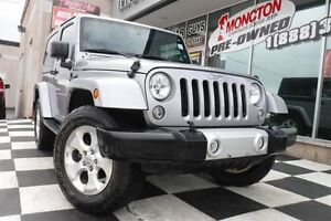2015 Jeep Wrangler Sahara | Navigation | Heated Seats