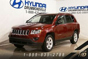 2011 Jeep Compass SPORT / NORTH + AWD + LATITUDE + SIEGES CHAUFF
