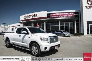 2012 Toyota Tundra 4x4 Dbl Cab Ltd 5.7 Mint Condition, Running B