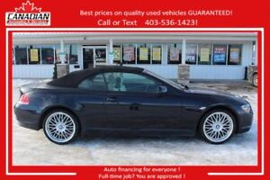 2007 BMW 6 Series 650i Convertible V8 REDUCED