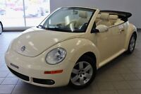 2007 Volkswagen New Beetle Highline*Décapo,Cuir,Mags