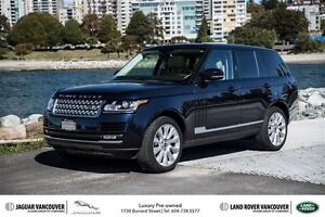 2014 Land Rover Range Rover V8 Supercharged