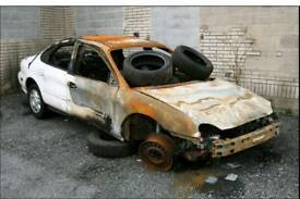 Scrap cars wanted for cash £££