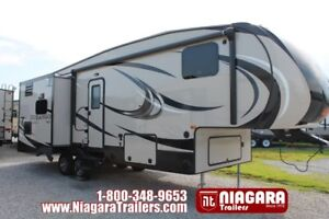 2016 K-Z Durango 277RLT Fifth Wheel