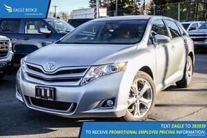 2016 Toyota Venza Backup Camera and Air Conditioning