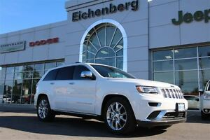 2016 Jeep Grand Cherokee Summit *0% FOR 60 MONTHS/ECO DIESEL*