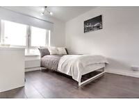 Huge double bedroom with private balcony! Available October! View NOW!