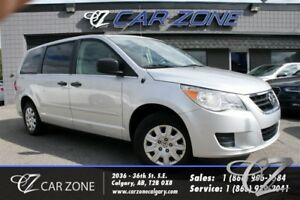 2009 Volkswagen Routan Trendline, Low KMs, Easy Financing