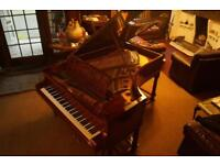 Art case model B grand piano by Bechstein. Delivery available
