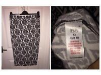 Clothes size 8 - 10 - 12. £3 per picture.