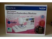 Brother Innov-is 955 Sewing/Embroidery Machine