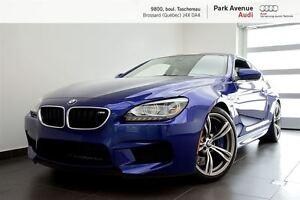2013 BMW M6 NOUVEL ARRIVAGE !