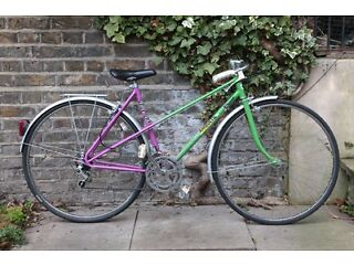 """Vintage Ladies French JAQUES ANQUETIL Road Bike - 20"""" Frame - 10 Speed (Raleigh)"""