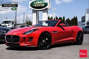 2016 Jaguar F-Type V6 | NAVI | BLACK PACK | SPORT SEATS