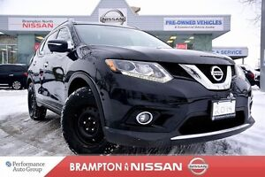 2014 Nissan Rogue SL *Leather, Navigation, Heated seats*