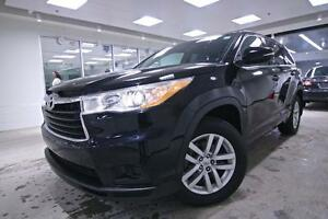 2015 Toyota Highlander LE, AWD, CRUISE, PWR GROUP, ONE OWNER, NO