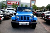 2011 Jeep WRANGLER UNLIMITED Sahara CERTIFIED & E-TESTED!