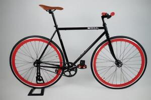 NEW! Single Speed & Fixie Bikes by Regal Bicycles - Free Shipping! - Only $395