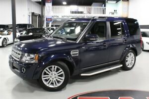 2015 Land Rover LR4 HSE LUXURY 7 PASSENGER