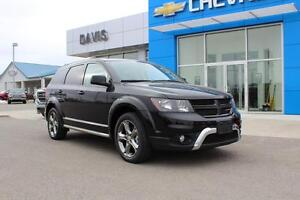 2016 Dodge Journey Crossroad All Wheel Drive with Leather