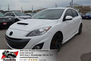 2010 Mazda Mazdaspeed3 NAVIGATION BLUETOOTH