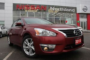 2015 Nissan Altima 2.5/Leather/Smart Ignition/Bluetooth/Back Up