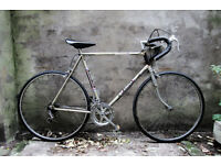 RALEIGH ARENA, vintage racer racing road bike, 23 inch, 10 speed