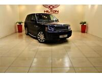 LAND ROVER RANGE ROVER SPORT 3.0 TDV6 HSE 5d AUTO 245 BHP + 0% DEPOSIT Finance Available 2009