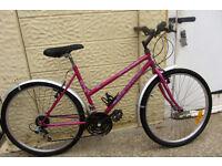 bikes Ladies mountain bike step through frame 26inch wheel - - L@@K