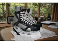 Easton Hockey Skates size 7 as new