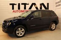 2014 Jeep Compass Sport/North Edition, Auto, 4x4, 31,000kms