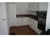 Docklands E16. Light, Spacious & Modern 1 Bed Furnished Flat with Balcony & Concierge in New Build