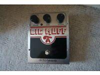 Electro-Harmonix, Big Muff, effects pedal.