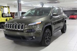 2014 Jeep Cherokee NORTH PLUS 4X4 *SIEGES + VOLLANT CHAFFANT/HIT