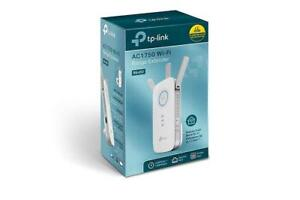 Black Friday Sale TP-Link AC1750 WiFi Range Extender Dual Band High Speed Mode and Intelligent Signal Indicator RE450