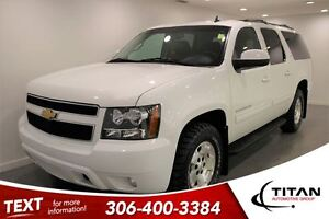 2013 Chevrolet Suburban LT|8 Pass|Leather|Sunroof|Bluetooth|PST