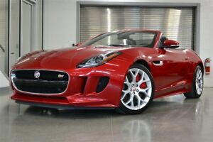 2015 Jaguar F-Type S *Performance Pack*