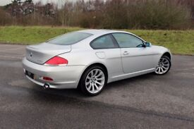 BMW COUPE WANTED 6 SERIES OR 3 SERIES WITH MINIUM 3 LITRE ENGINE.